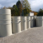 Small wastewater treatment VH
