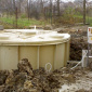 Medium and large wastewater treatment systems